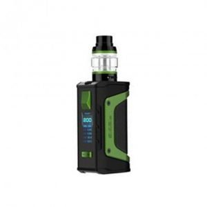Geekvape Aegis Legend 200W TC Kit with Aero Mesh Version (Green Trim, 4ml)