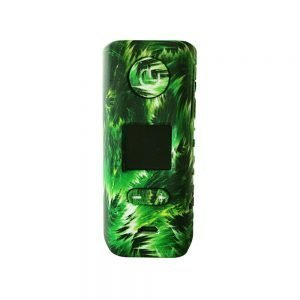 Hugo Vapor Rader ECO 200W Box MOD (Green Storm)